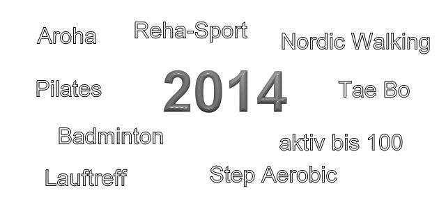 Kursprogramm 2014