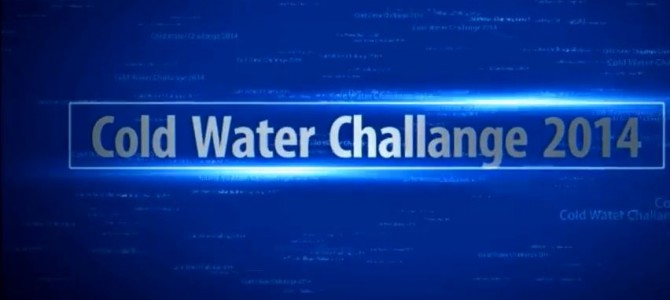 Cold Water Challange 2014