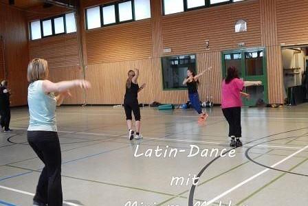 Latindance wieder in Programm
