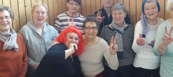 Senioren aktiv Karneval
